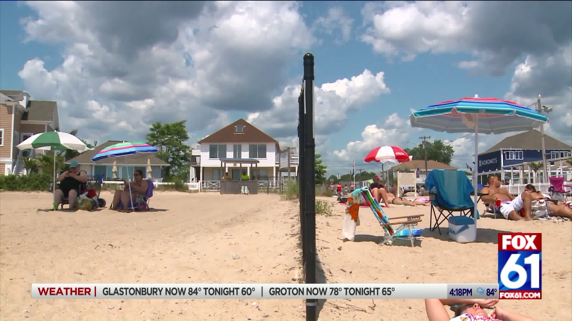 Old Lyme Beach Fence Controversy Has