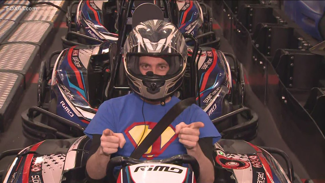CT Bucket List: Supercharged Racing in Oakdale