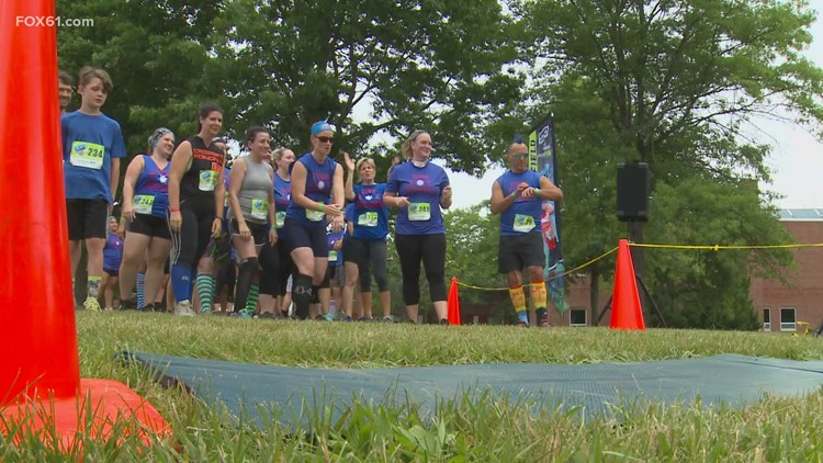 Mud and Guts | The 'COVID Crusaders' take on the Gaylord Gauntlet
