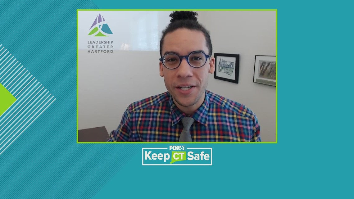 Keep CT Safe | Chris Duffy from Leadership Greater Hartford
