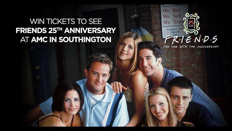Friends 25th Anniversary Screening