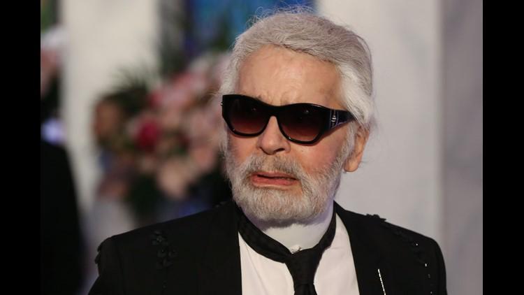 Karl Lagerfeld Pioneering Fashion Designer Has Died Fox61 Com