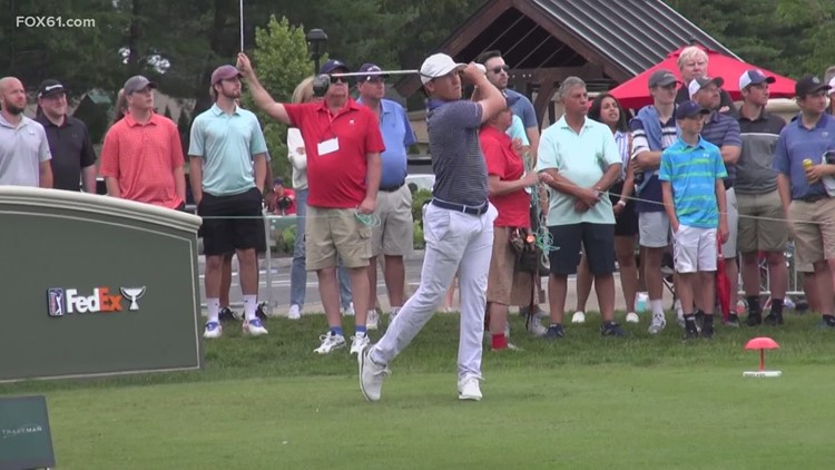 Travelers Championship: Top of the leaderboard getting crowded