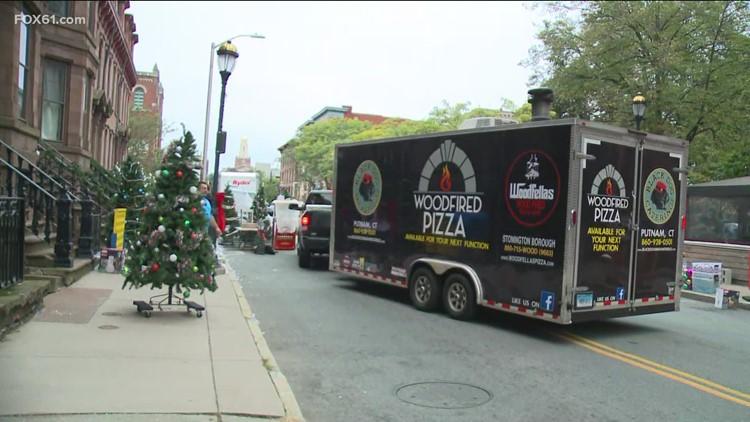 Hallmark movie 'Christmas in Harlem' films in Hartford