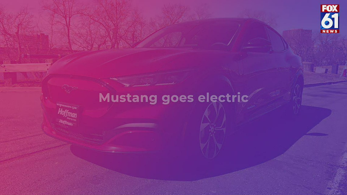 Another pony car revolution as the Mustang goes electric