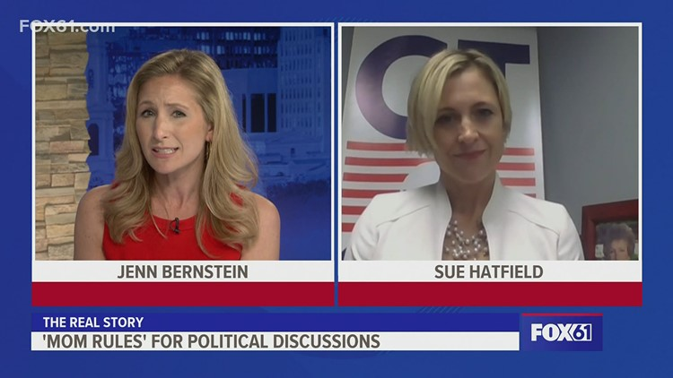 The Real Story   Republican Party Chair Sue Hatfield