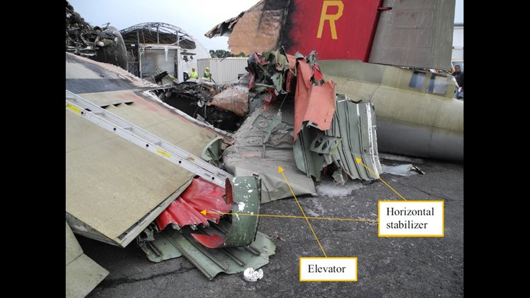 NTSB releases documents, interviews with B-17 crash ...