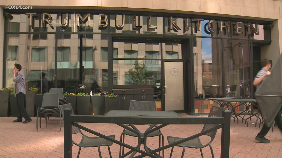 Trumbull kitchen reopens after months