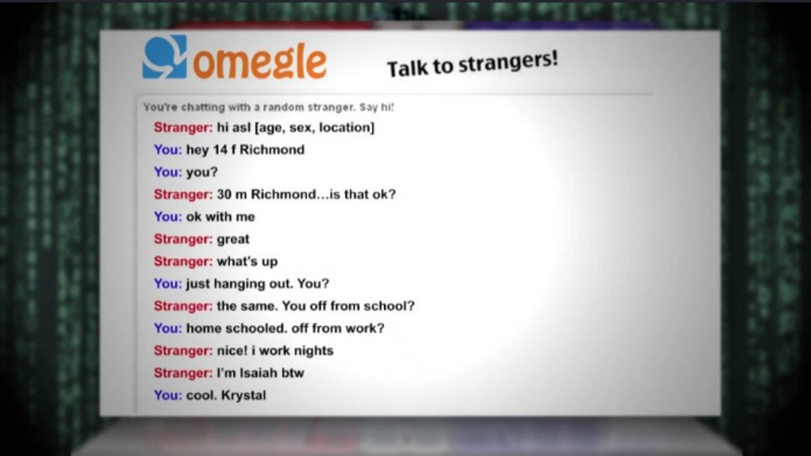 Omegle female only