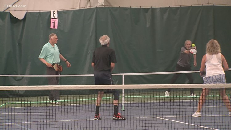 CT Bucket List: Glastonbury Tennis Center