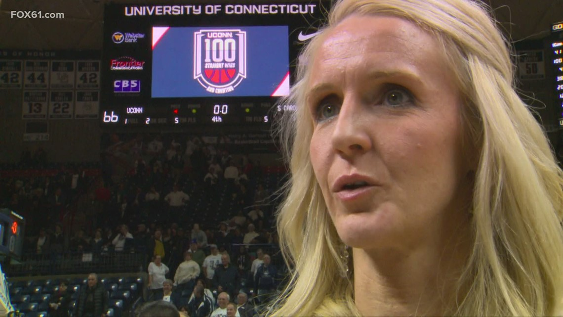 UConn assistant coach Shea Ralph returns home after family member tests positive for COVID-19