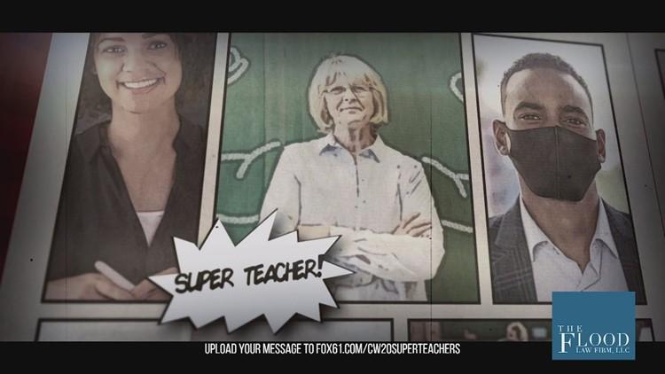 Do You Know A Super Teacher?