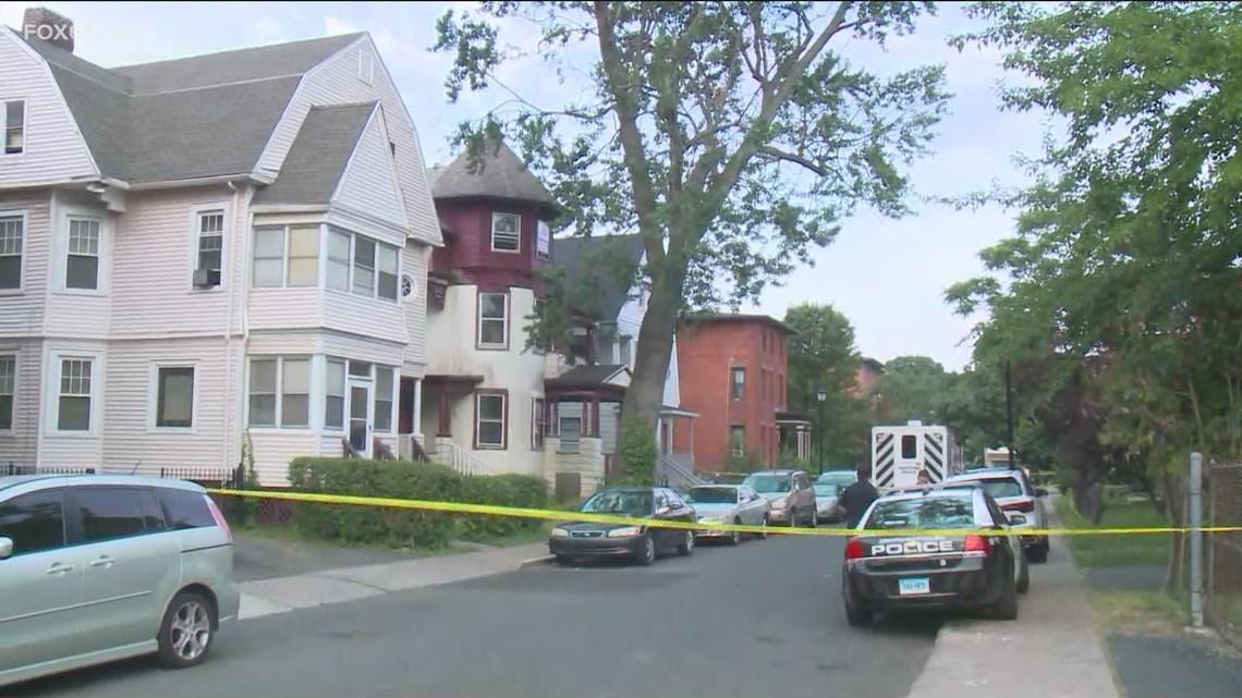 Police investigating homicide in Hartford