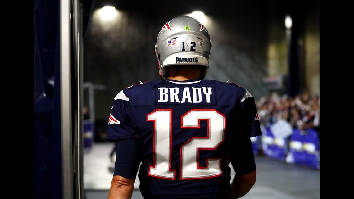 Tom Brady's jersey was stolen… again | fox61.com