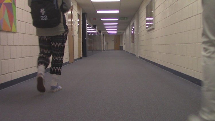 FOX61 Student News: Students cope with stress Wilton High School
