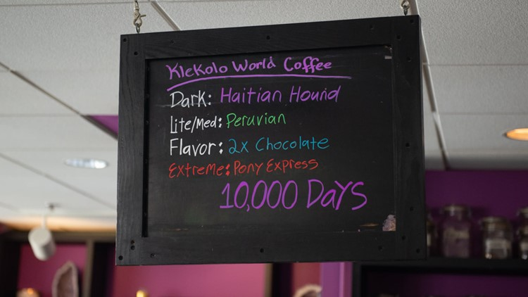 10,000 days of coffee in Middletown