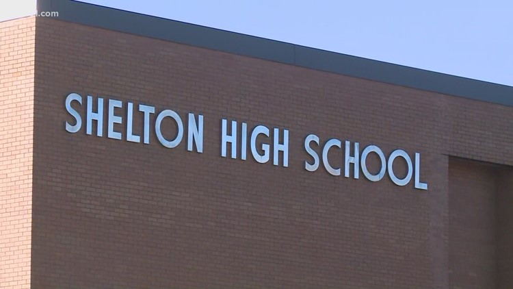 Only in-person learners can attend Shelton prom