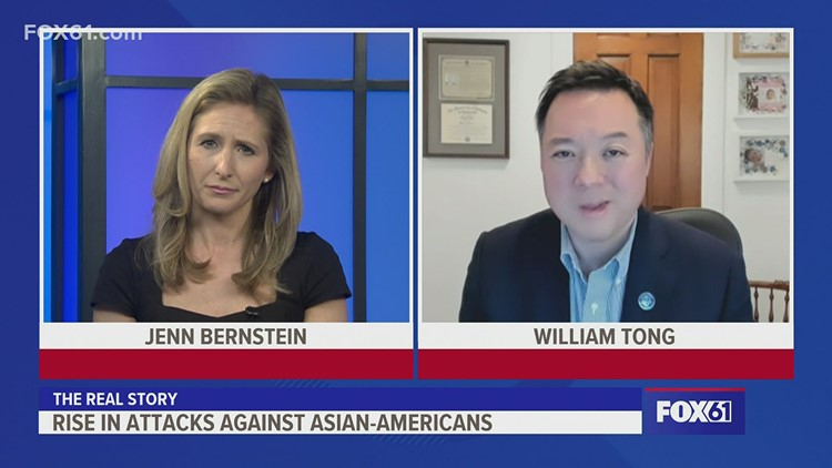 The Real Story | CT AG William Tong speaks out about concerns over hate crimes against Asian-Americans