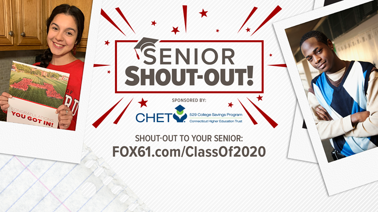 Class of 2020 | Here's how to give CT graduating seniors a shout-out