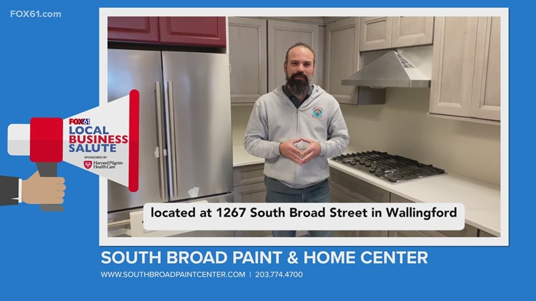 Local Business Salute: South Broad Paint & Home Center