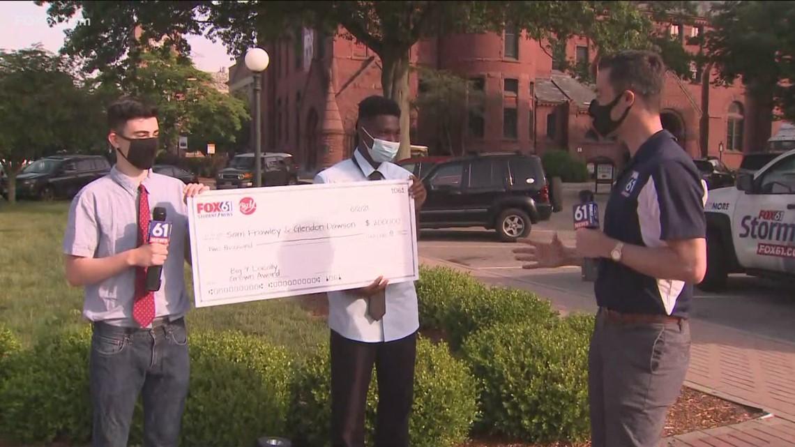 FOX61 Student News: Award winners at NFA