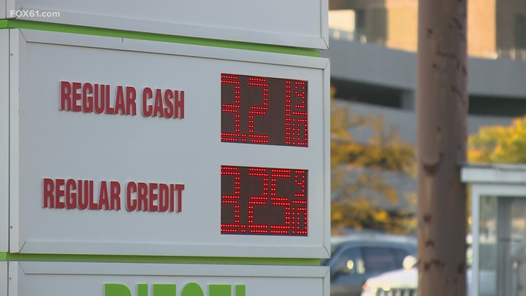 Gas prices on the rise in Connecticut and could get even higher