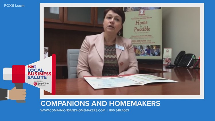 Local Business Salute: Companions and Homemakers