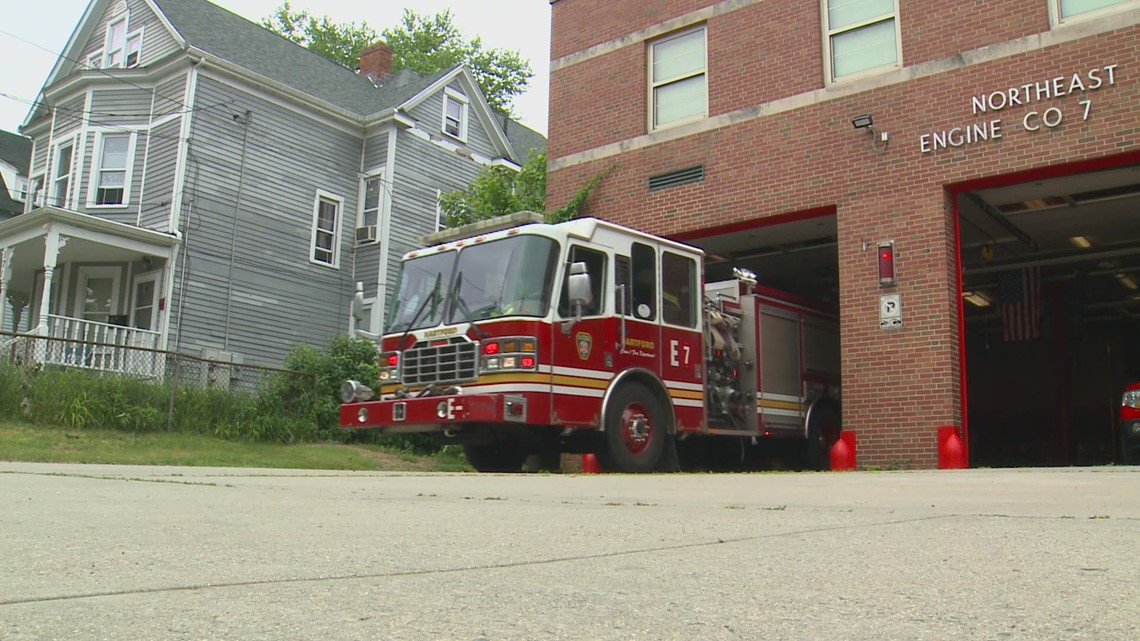 Hartford Fire Department takes on new frontline fight: vaccination education