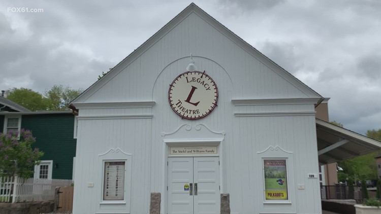 WorkinCT: Legacy Theater in Branford