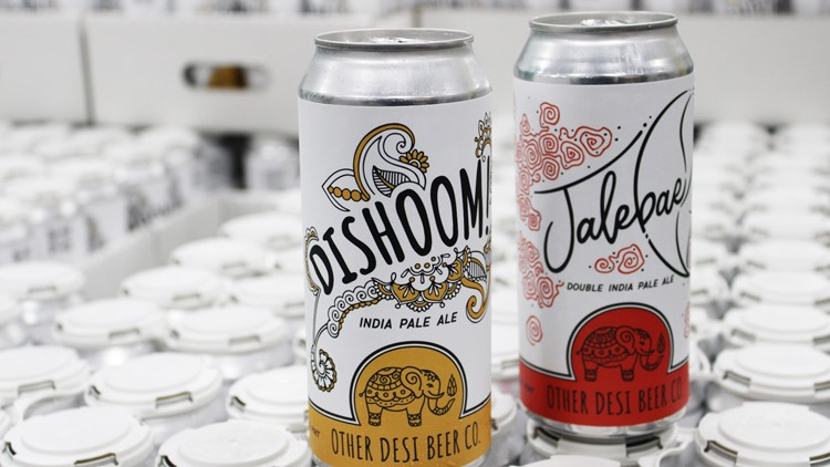 Brewing and bubblin'| Other Desi Beer Company offers a taste of India one sip at a time