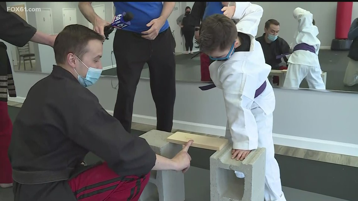 Workin CT: Impact Martial Arts in Cromwell