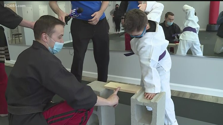WorkinCT: Impact Martial Arts in Cromwell