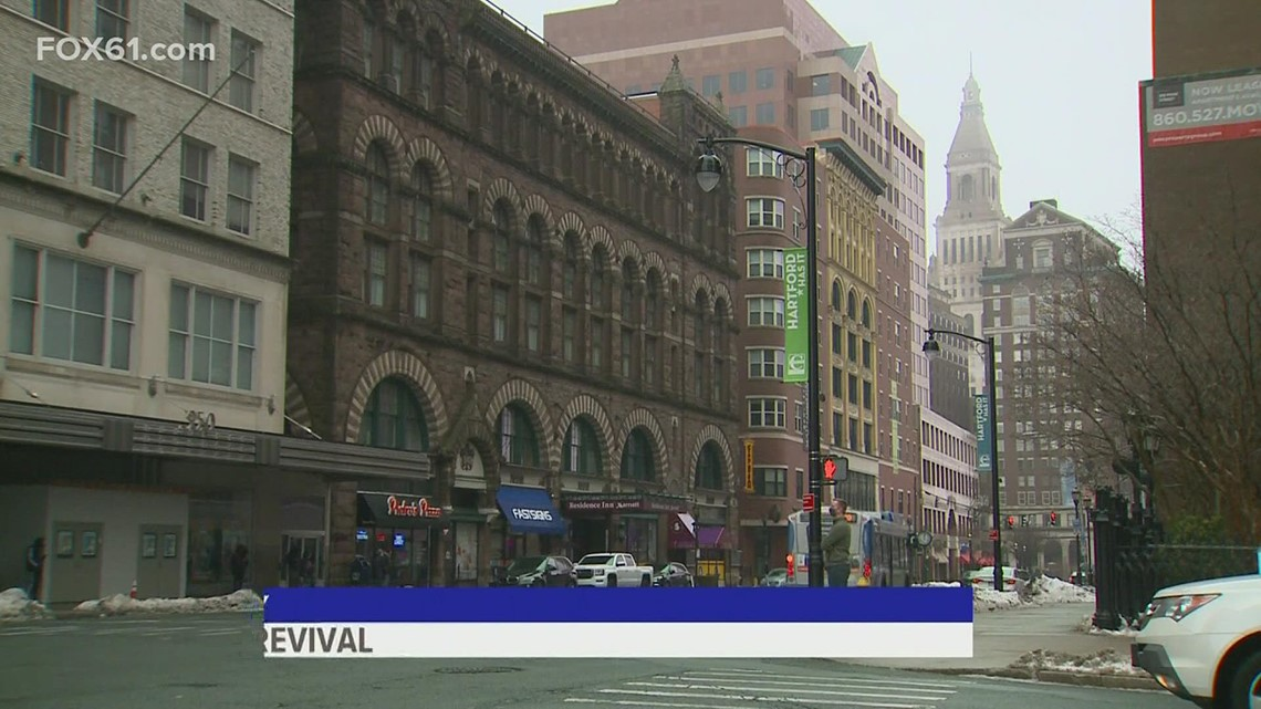 The Real Story: Hartford Mayor Luke Bronin