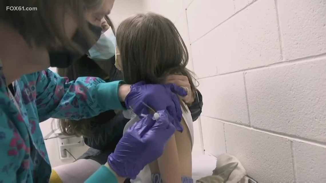 How will healthcare providers do vaccinations for children