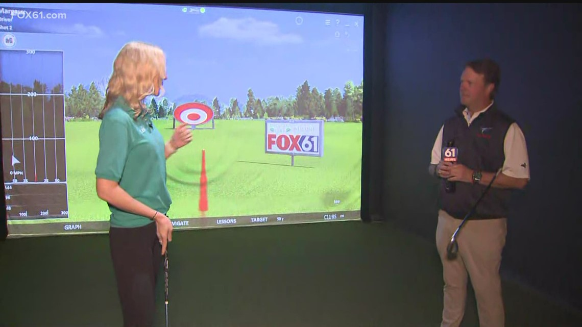 Daytrippers: Learning to golf at Oakwood Virtual Golf in Glastonbury