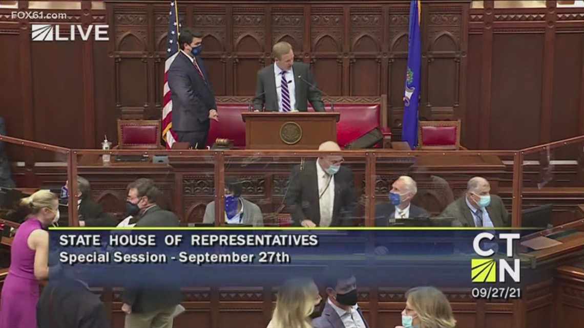 CT Senate to debate and vote on extending Lamont's emergency powers