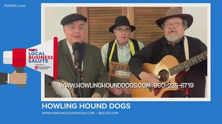 Local Business Salute: Howling Hound Dogs
