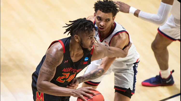 One-and-done: UConn men fall to Maryland in 1st round of NCAA tournament