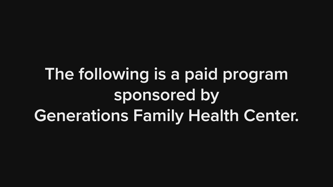 Generations Family Health Center on Live. Work. Play.
