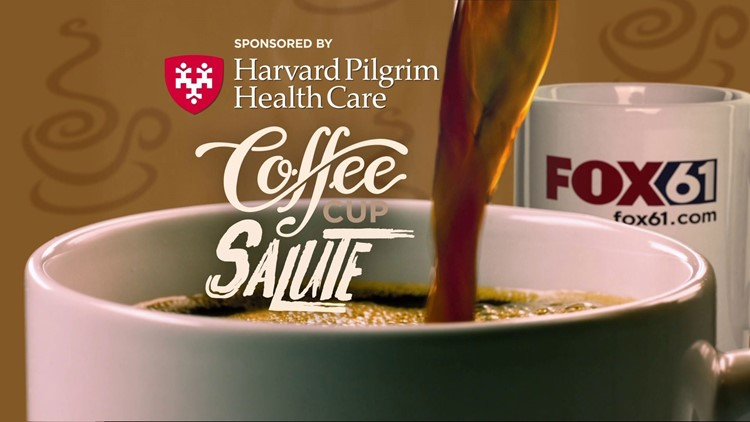 Coffee Cup Salute