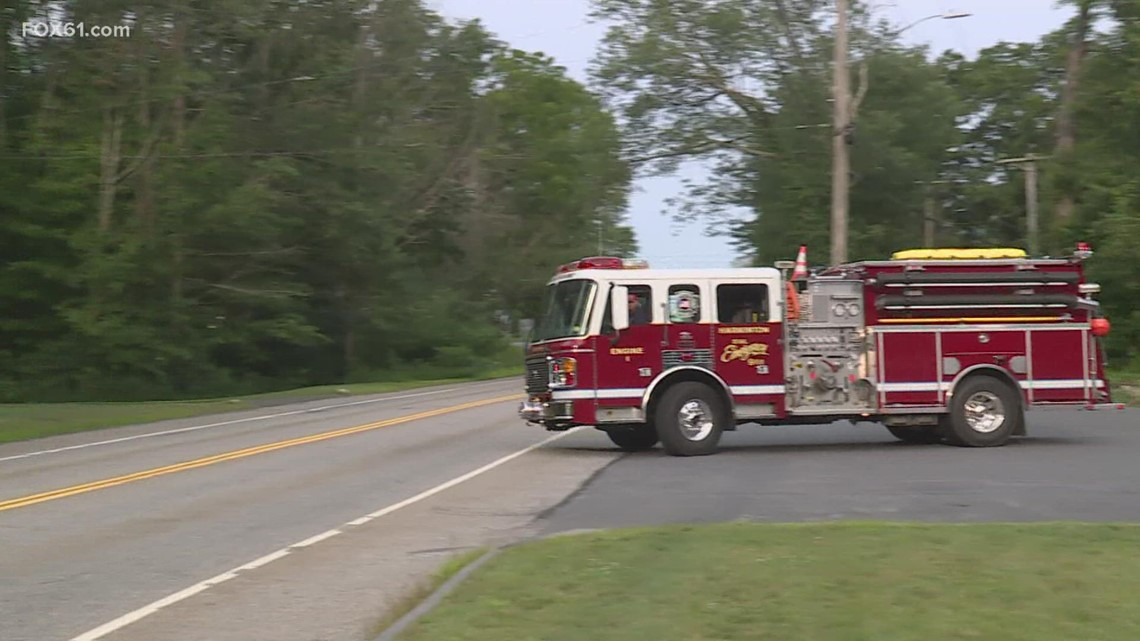 Harwinton firefighters continue to adapt amid COVID-19 pandemic