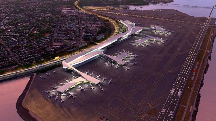Flight evacuated, passenger detained at LaGuardia