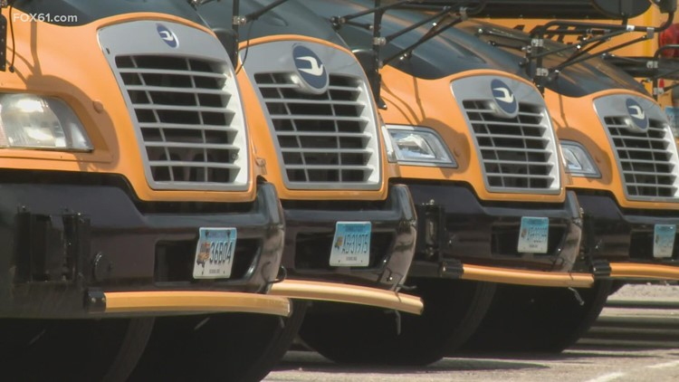 School bus driver crisis in Connecticut might get worse before it gets better