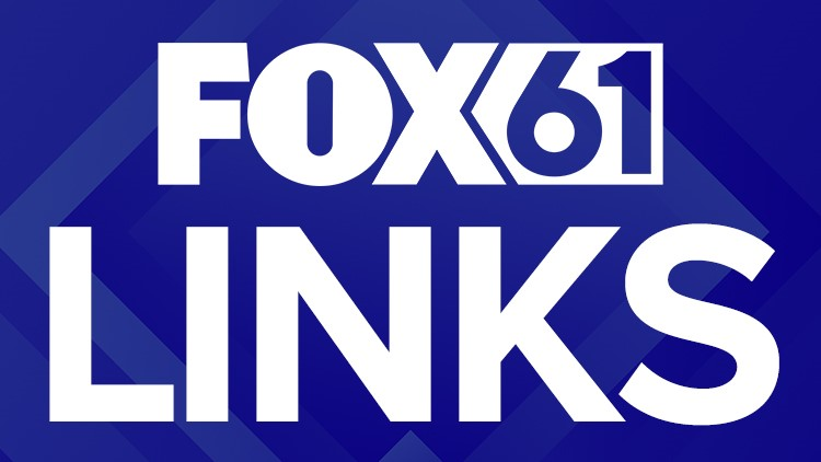 Links mentioned on FOX61