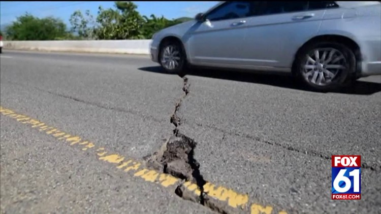 Real People with Stan Simpson: Puerto Rico's earthquakes reverberate in Connecticut
