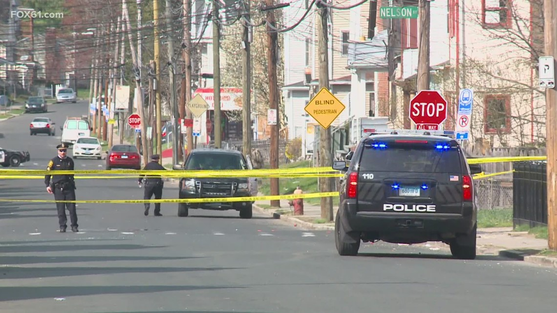 Violence claims two young lives in Hartford: toddler and teenager killed in separate shootings.