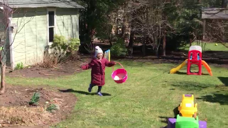 FOX61 Home School: Early Easter Egg hunt