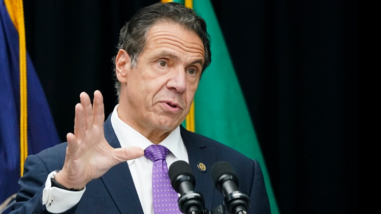 Poll: 60% of New Yorkers believe Gov. Cuomo did something wrong while handling nursing home deaths during pandemic