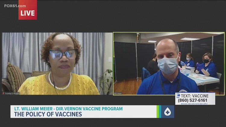 You Ask. We Answer. | Local leaders share their success in vaccinating residents against COVID-19