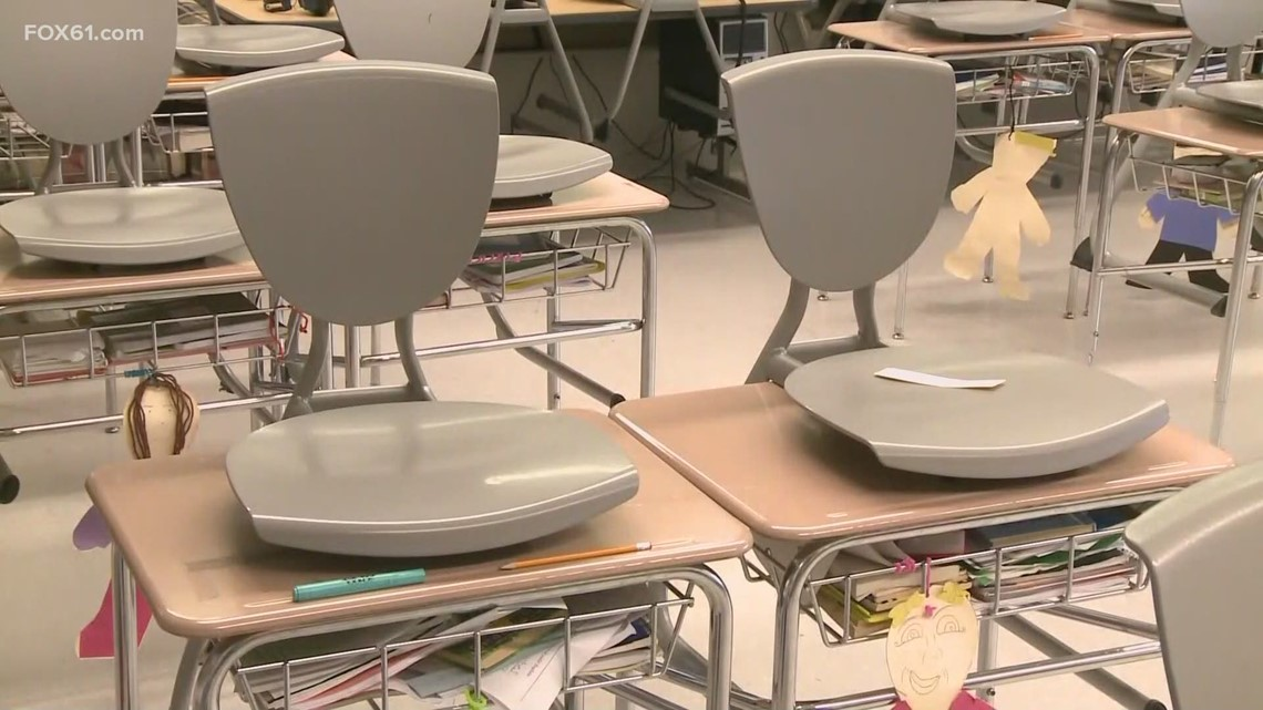 Remote students in Hartford make transition back to full in-person learning Monday